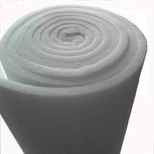 Connecteur coton blanc polyester   Enceinte écologique 5000 #, absorbant son, 0.25 mètres de large et 1 mètre 2 pièces/lot