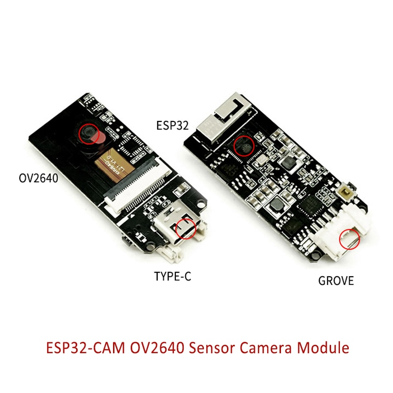 ESP32CAM Kamera Modul Dual-core Tensilica LX6 Mikroprozessor ESP32 KAMERA Sensor für Arduino