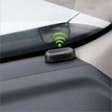 Автомобильная сигнализация на солнечной энергии, мигающая противоугонсветильник лампа для Fiat Punto Abarth 500 Stilo Ducato Palio Hyundai IX35 Tucson