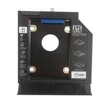 NIEUWE SATA 2nd SSD HDD Caddy voor Lenovo ideapad 310 310-15 310-15ISK 310-15IKB 310-15ABR 300 300-15ISK Harde Schijf drive Caddy