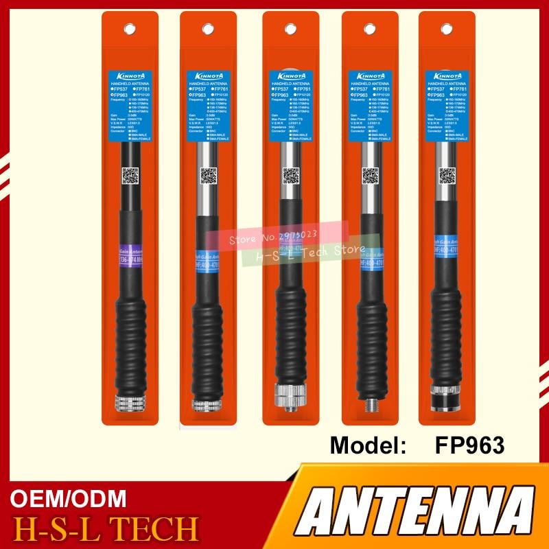 5PCS Spring Walkie Talkie Antenna Telescopic Antenna VHF BNC/SMA/MOTO Two Way Radio Stainless Steel Flexible  Interphone Antenna enlarge