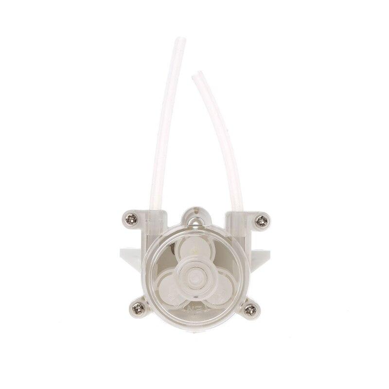 Bomba peristáltica de 6V CC DIY, cabezal dosificador peristáltico, Envío Gratis, laboratorio de acuario