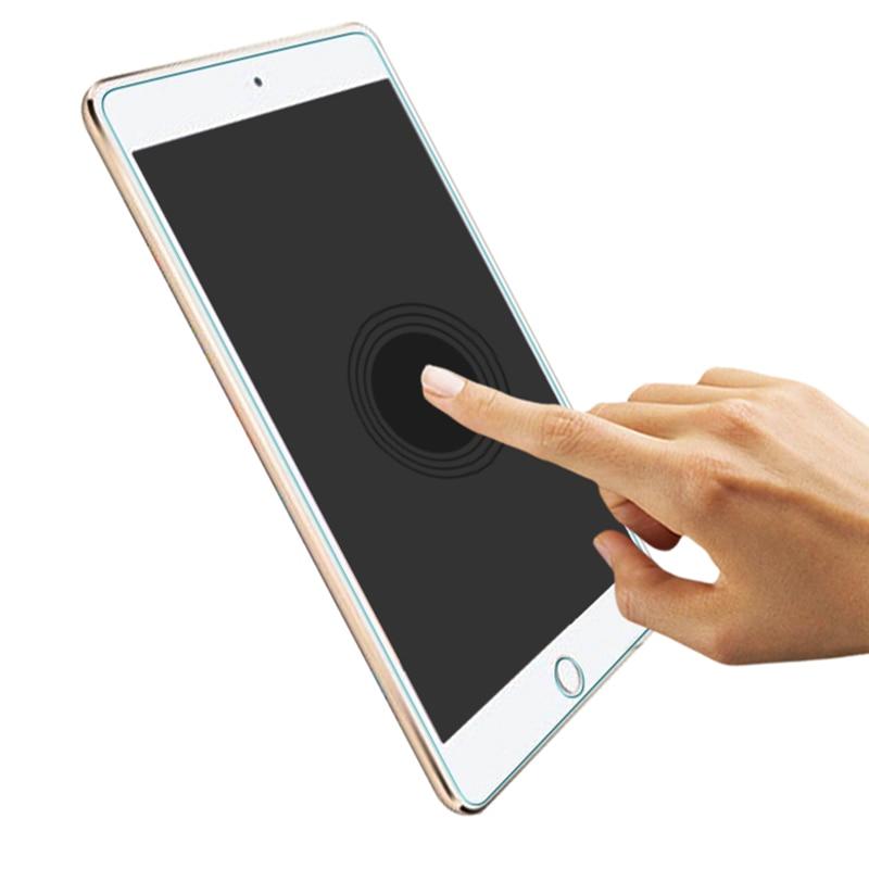 Vidrio templado para Apple iPad 2 3 4 5 Mini Pro 9,7 10,5 11 pulgadas Mini4 Mini5 7,9, 9,7 de 10,5 Protector de pantalla de tableta guardia de película