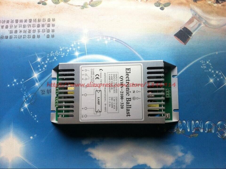 Rectificador especial para tratamiento de agua, lámpara ultravioleta, balasto electrónico de alta potencia de 320W, envío gratis