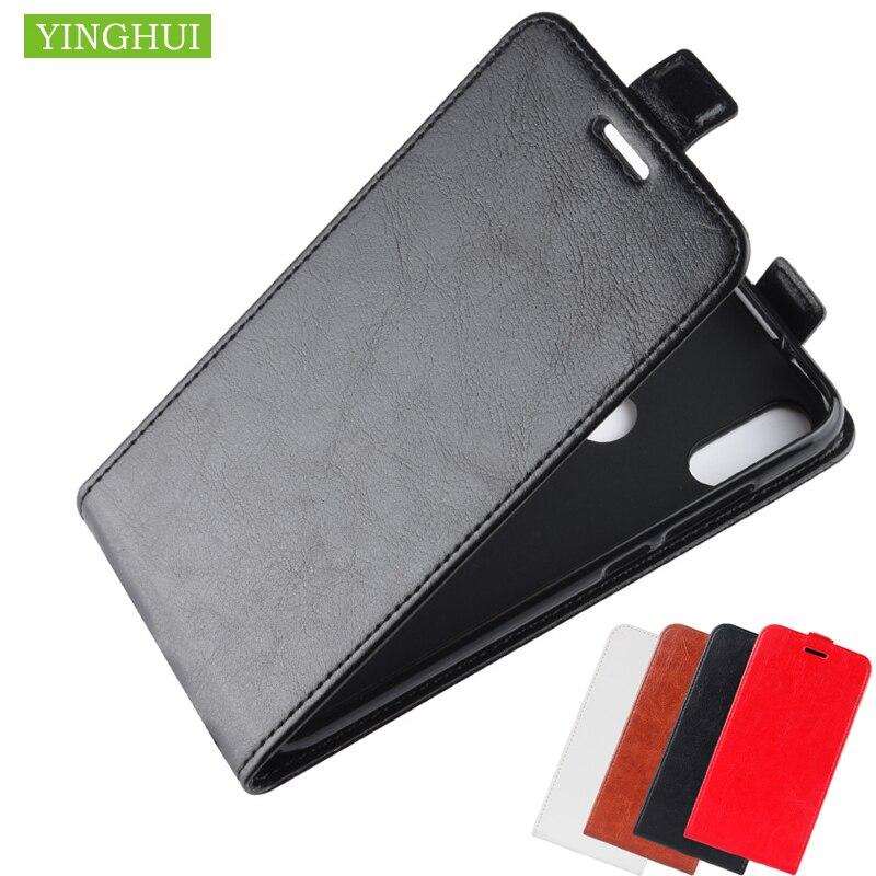 Funda de cuero de lujo para Xiaomi mi Play funda de silicona funda de teléfono para Xiaomi mi Play Flip Wallet para mi play funda de teléfono