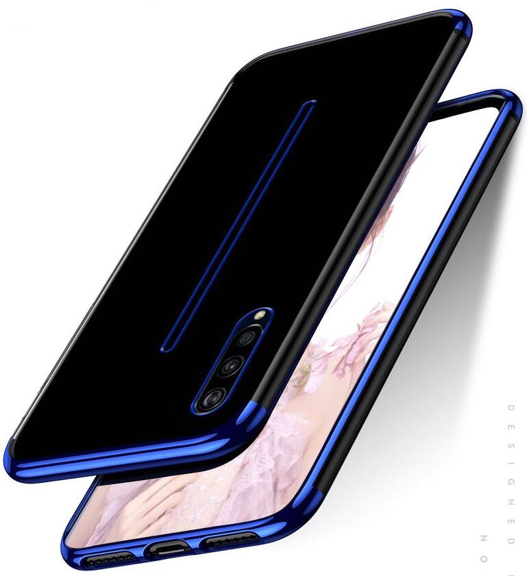 De silicona suave clara funda de revestimiento transparente para Vivo IQOO Pro 5G V17 NEO Z5 Z1 X27 S1 V15 Pro Y17 Z5X U1 Y91 Y95 Y85 V9