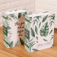 6 inch 100 Pages Interleaf Pocket Photo Picture Storage Box for Kids Kids Gifts DIY Scrapbooking Photo Box Photo Album