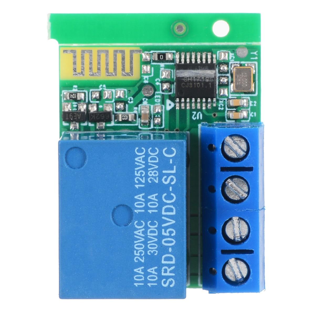 Neue Bluetooth APP Control Relais Schalter Modul Bluetooth Steuer 1CH Relais Für Access Control Motor LED Licht
