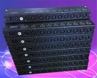 Hot Sale 8 Way DMX512 Signal Amplifier Stage Light DMX512 Amplifier DMX Signal Distributor Stage Lighting