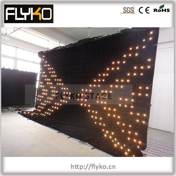 Envío Gratis P18 4X6 M suave, flexible y plegable Luz de pantalla led interior
