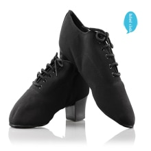 Sneakers Dance Shoes Ballroom Latin Shoes Jazz Men Shoes BD 419 Import patent leather Oxford cloth B