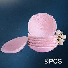 Coussinets absorbants pour allaitement   En coton doux, de haute qualité, réutilisables, tampons de prévention des déversements, soutien-gorge, lavable, pour allaitement