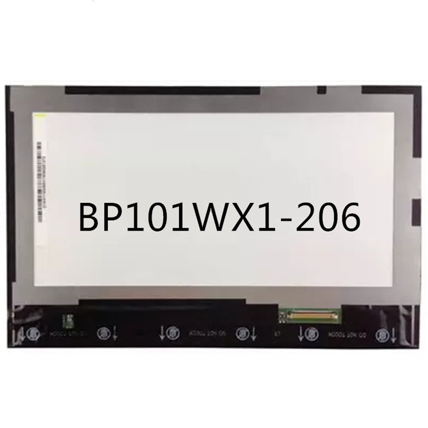 Frete grátis Novo 10.1 polegada Tablet pc Display LCD Para Lenovo S6000 BP101WX1-206