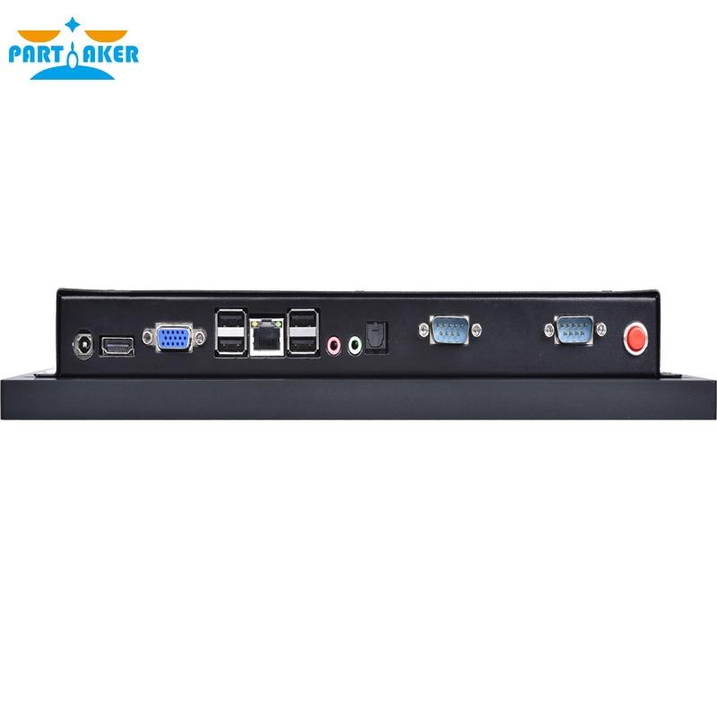 Partaker Elite Z10 14 Inch Desktop Intel Core I7 3537U 10 Points Capacitive Touch Screen PC 4G RAM 64G SSD enlarge