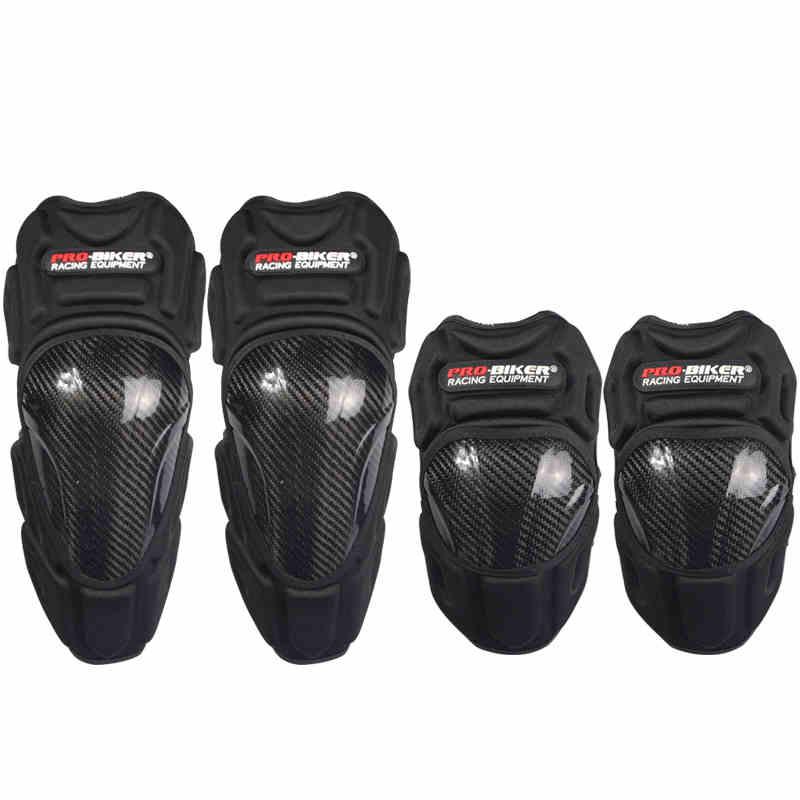 وسادات الركبة الواقية من ألياف الكربون للدراجات النارية ، واقيات الركبة للدراجات النارية ، وراكبي الدراجات النارية ، وحماية الأرجل