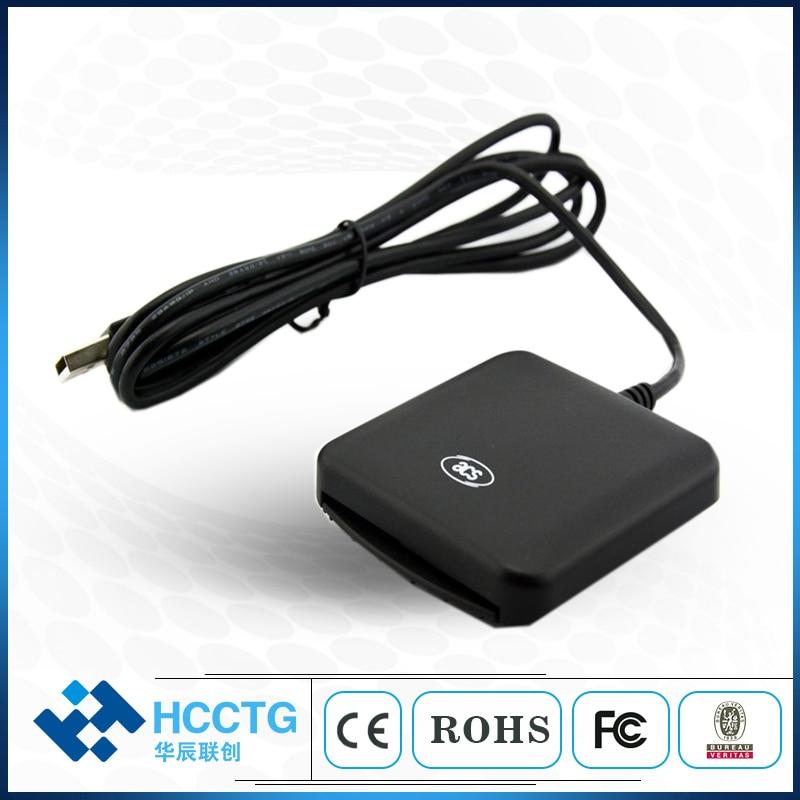 USB ISO 7816 PC/SC EMV IC Chip lector de tarjeta inteligente escritor ACR39U-U1