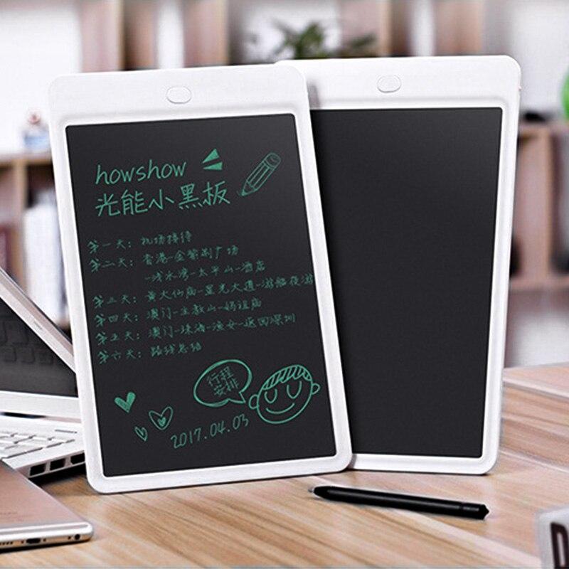 Мини-планшет 10 дюймов с ЖК-экраном для рисования, портативный планшет с графическим стилусом для детей