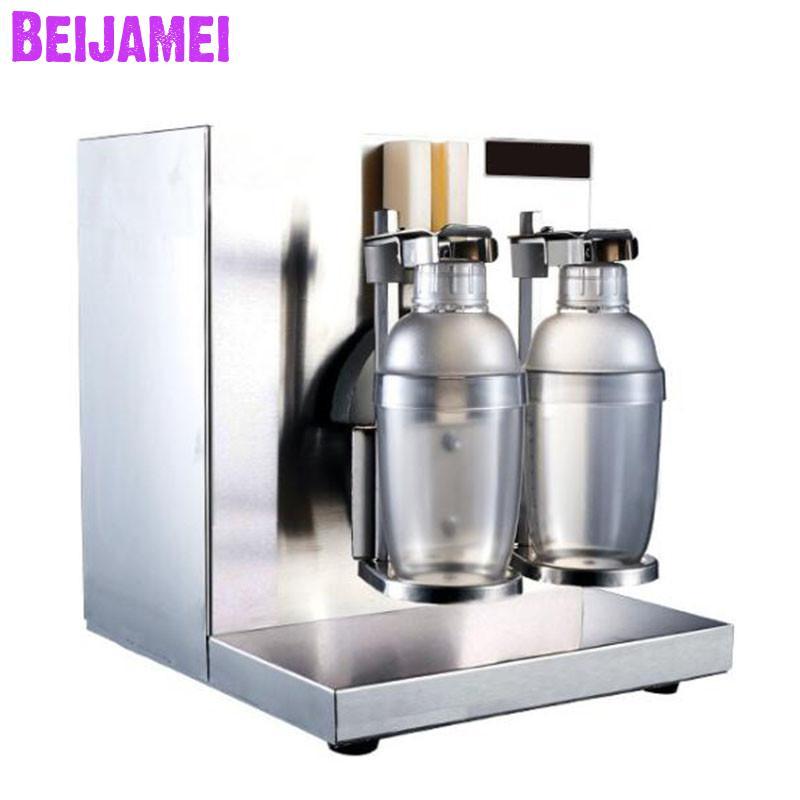 بيجامي-آلة خفق الحليب للشاي والمشروبات ، كفاءة عالية ، استخدام تجاري ، شاي الفقاعات