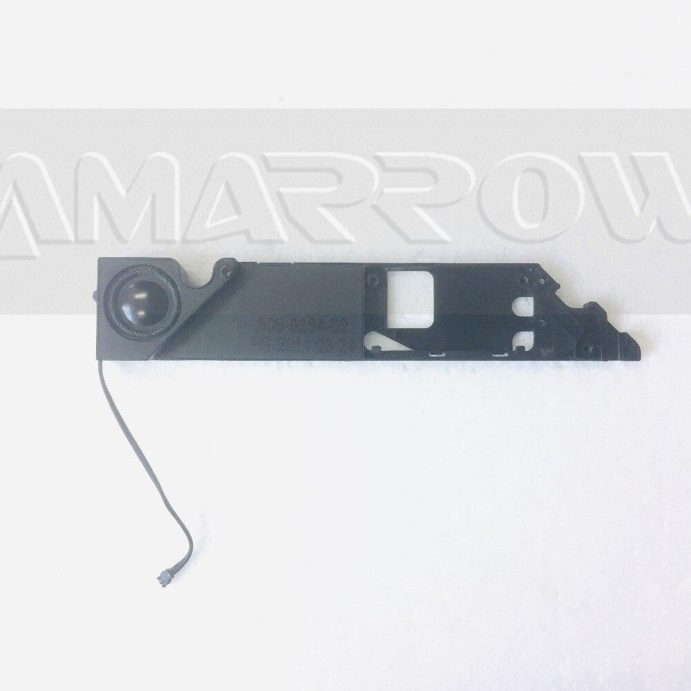 "Original para Apple Macbook 13 ""blanco Unibody A1342 altavoz trasero 609-0268-A Late 2009 Mid 2010 Año MC207 MC516 EMC2350 EMC2395"