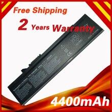 4400mAh 11.1v bateria do dell Latitude E5400 E5410 E5500 E5510 0RM668 312-0762 312-0769 312-0902 451-10616 451-10617 KM668