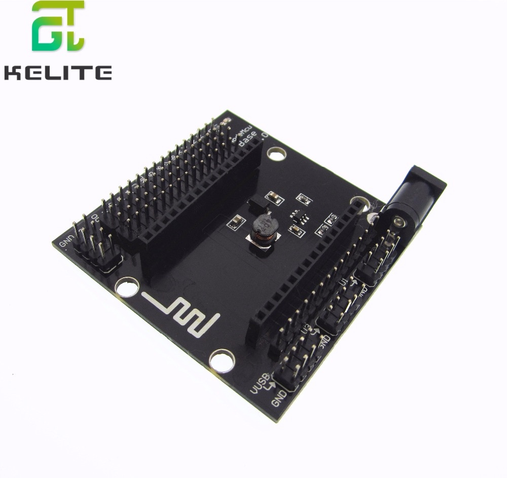 Hailangniao 10 قطعة/الوحدة 4 متر 4 فلاش قاعدة nodemcu لوا wifi ESP8266 اختبار diy اللوح اللوح الأساس