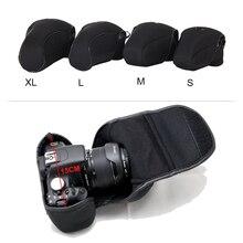 Appareil Photo REFLEX NUMÉRIQUE Manchon Sac de Doublure Pour Canon 77D 7D 7D MarkII 1300D 1200D 1100D 800D 750D 760D 700D 5D4 5D3 5D2 100D 200D 80D 70D 60D