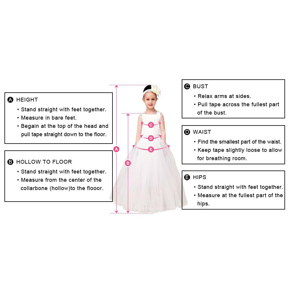 New Arrival Elegant Girls Pageant Dresses Sleeveless V-Neck Beading High Low Ruffles Princess Wedding Gown Vestidos Longo enlarge