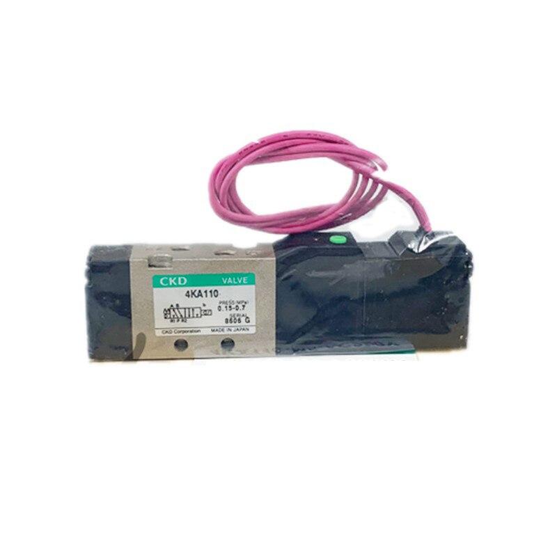 صمام الملف اللولبي CKD الأصلي 4KA110 4GA328R 4GA348R AG USG USB APK ADK AB