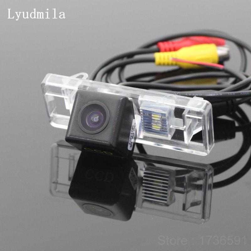 Lyudmila para Fiat Scudo / Peugeot Expert / Toyota ProAce/cámara trasera de marcha atrás de coche/cámara de visión trasera/CCD HD Visión Nocturna