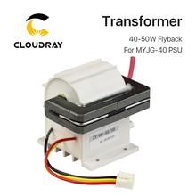 Cloudray 40-50W transformateur Flyback haute tension modèle A pour alimentation Laser CO2 PSU MYJG-40 50