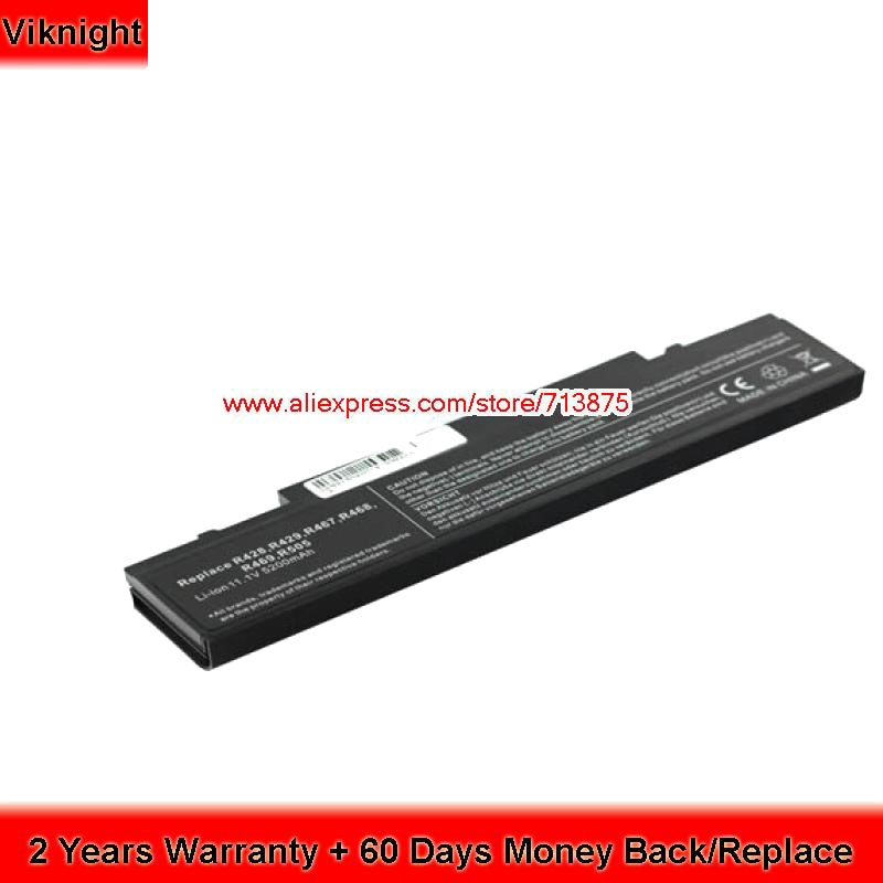 6 ячеек AA-PB9NC6B батарея для SAMSUNG R428 R429 R430 R528 NP-R428 NP365E5C-S03US RV511 RV520 NP305E5A-S05CA ноутбука