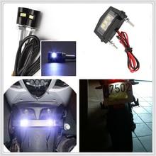 Motorcycle Tail License number Plate Light for HONDA CBR650F CB650F CBF1000 VF750S SABRE VFR750 VFR800 F