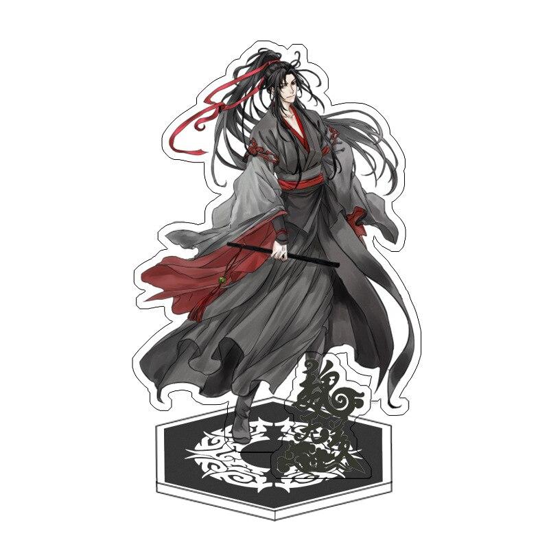 Anime Mo Dao Zu Shi Display-ständer Abbildung Modell Platte Halter Japanischen Cartoon Abbildung Acryl Sammlung Schmuck Weihnachten Geschenk