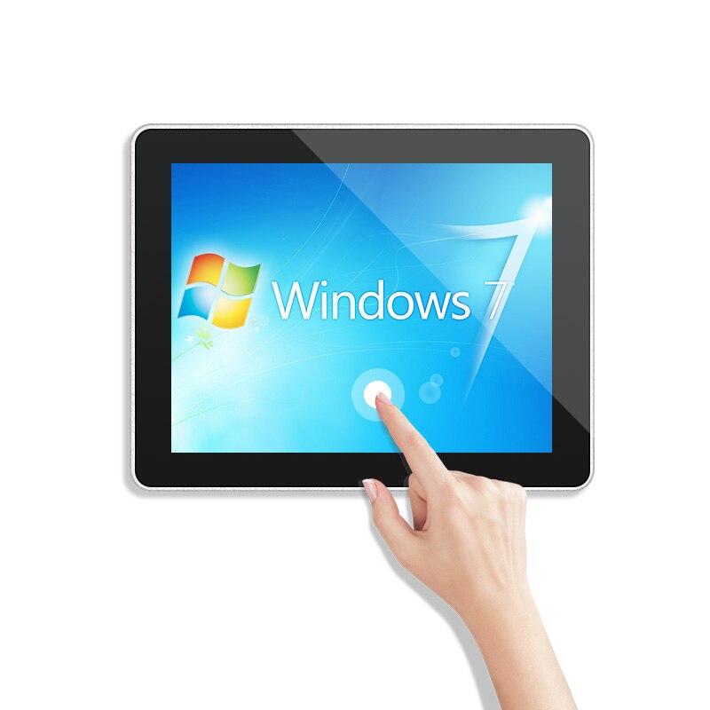 12 pulgadas Touch POS con 12 pulgadas segundo Monitor doble pantalla POS