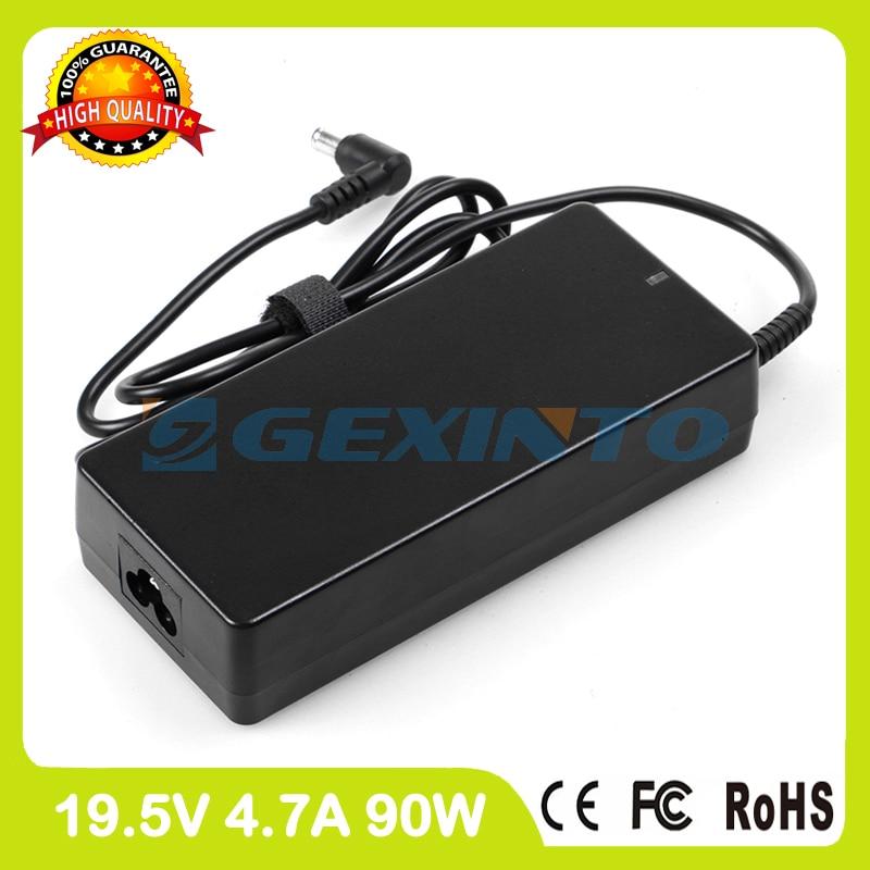 19,5 V 4.7A 90W ac adaptador cargador portátil para Sony ACDP-085N01 ACDP-085N02 ACDP-085N03 ADB-90KD B ADP-90KD un ADP-90KD B ADP-90TH
