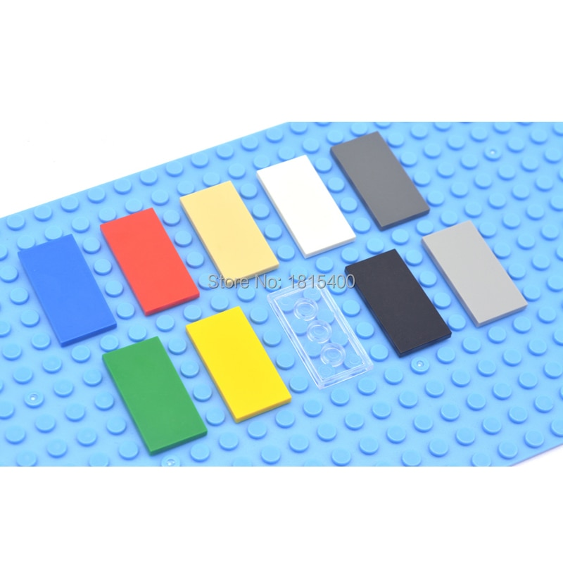 Просветить блок кирпичное здание игрушки с супергероями: кирпичи совместимые с лего плитка 2x4 Плоский из серии