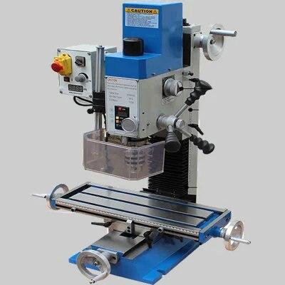 BF25 220V-1000W آلة طحن صغيرة متعددة الأغراض ، للاستخدام المنزلي ، النجارة ، المعالجة الصناعية