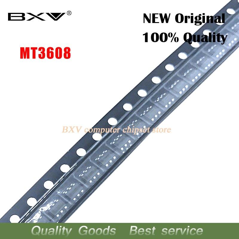 10 шт./лот MT3608 SOT23-6 3608 B628 IC