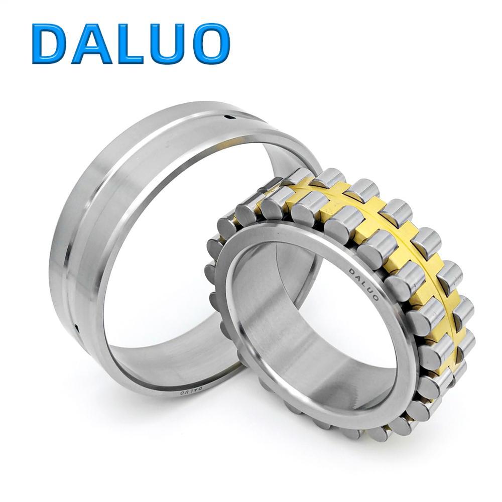 DALUO-محامل أسطوانية مزدوجة الصف ، محمل NN3030K NN3030 SP UP W33 3030 150x225x56 P4 P5 DALUO