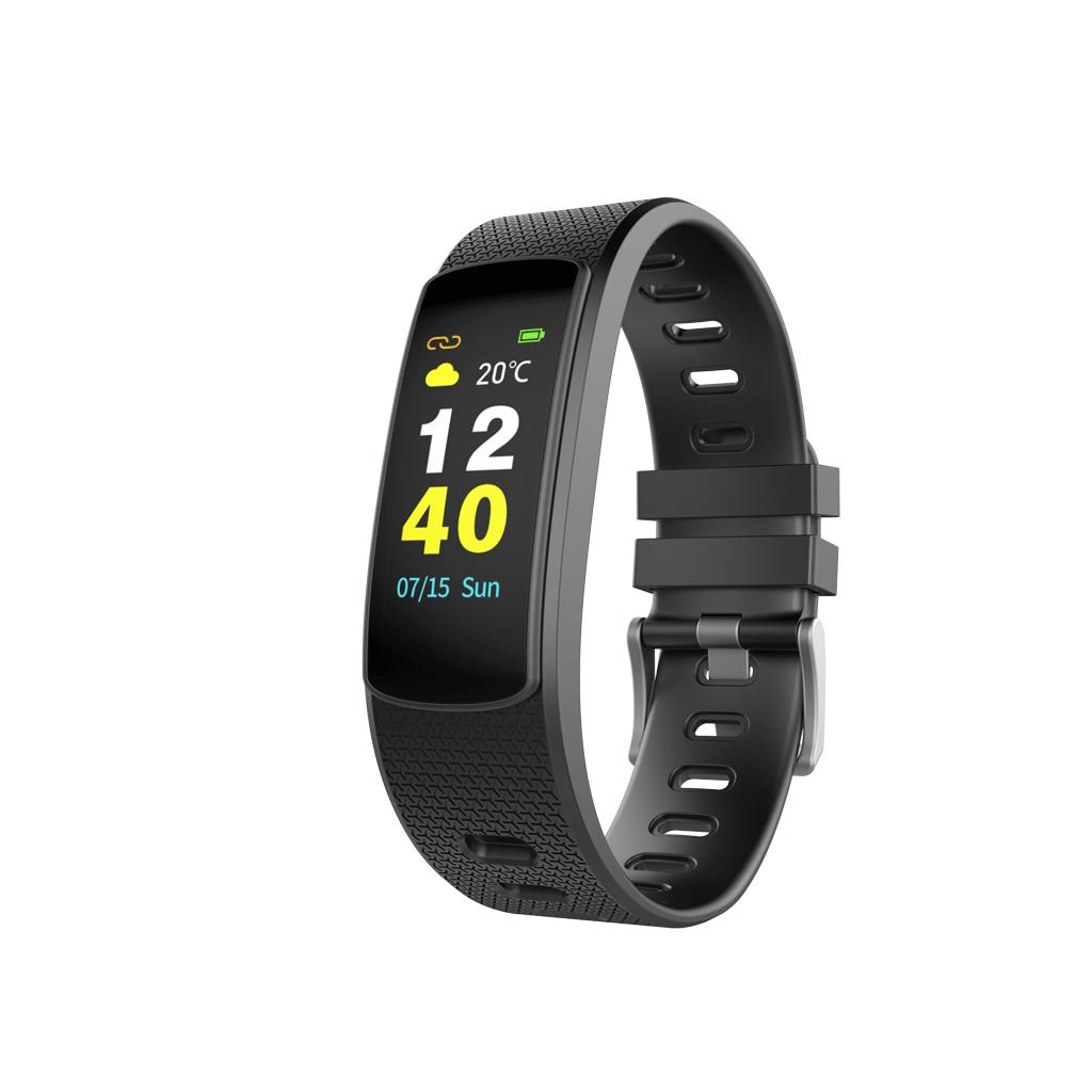 I6 HRC Smart Watch Sports Blood Pressure Heart  Monitor Bluetooth Fitness Watch amazfit watch smart watch IP67 Waterproof