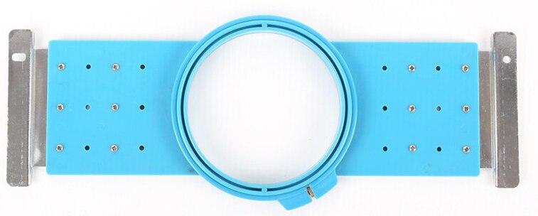 De bordado industrial quadro da Behringer Barudan máquina de bordar máquina de QS para circular 12 cm ponto elástico