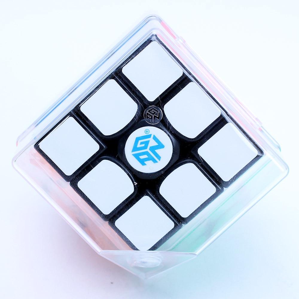 gan 365 air sm 3x3x3 speed cube black color gan air sm magnetic 3x3x3 puzzle speed cube educational learning toys for children GAN 356 Air cube 3x3x3 magic speed cube Gan356 M SM X v2 XS pro RS cube professional gans cubo magico toys for children