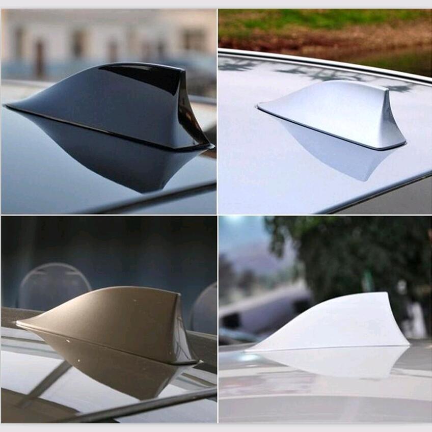 Aleta de tiburón de diseño de coche antena para Mercedes W203 W211 W204 W210 W124 GLA Lexus IS250 RX300 RX350 RX NX para Cadillac Accesorios