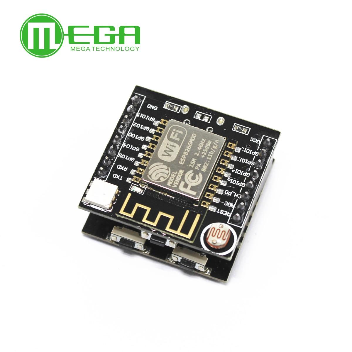 10 шт. ESP8266 серийный WIFI Witty cloud Development Board ESP-12F Модуль MINI nodemcu