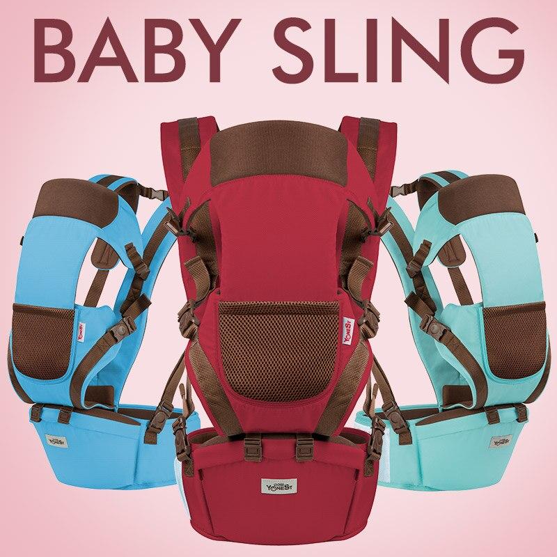 Дышащий эргономичный рюкзак-переноска для новорожденных, переноска для младенцев, кенгуру, Хипсит, Хипсит, слинг для ребенка, переноска, 710 рюкзаки кенгуру evenflo переноска active