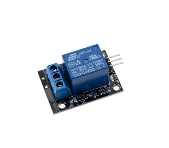10pcs KY-019 5V One 1 Channel Relay Module Board Shield For PIC AVR DSP ARM for arduino Relay