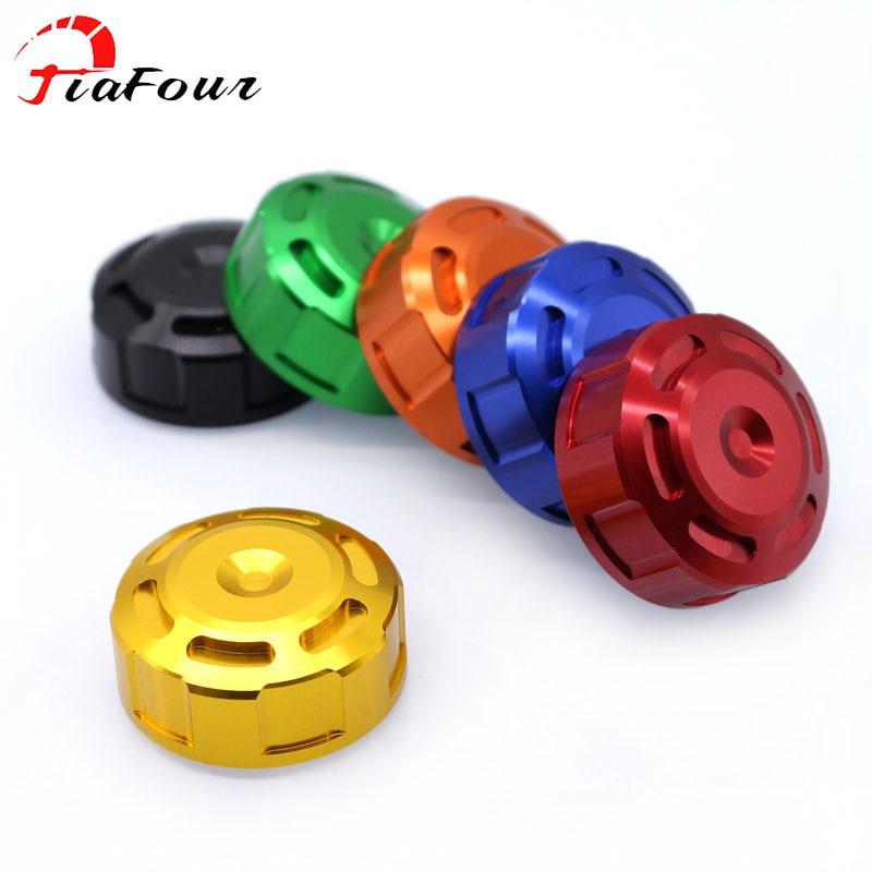 Para YAMAHA XSR 900 YZF-R1 YZF-R3 YZF-R6 YZF-R25 YZF R1 R3 R6 R25 MT-03 660 FZ-1 N/S FZ-8 depósito de líquido de freno trasero de aceite de tapa de taza