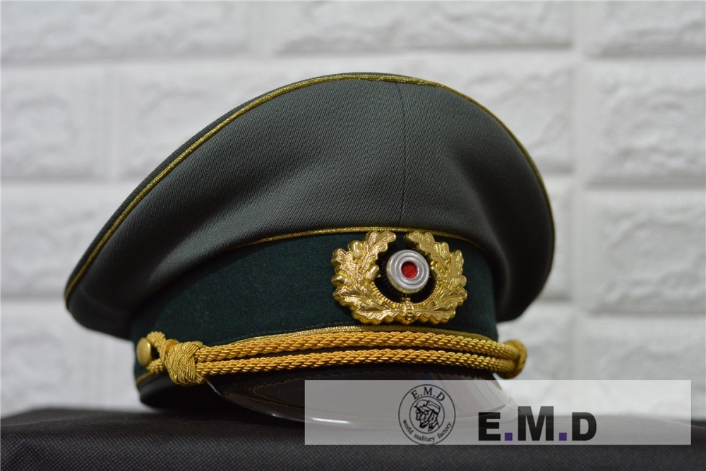 Sombrero E.M.D M36 WH, General, lana de sarga,