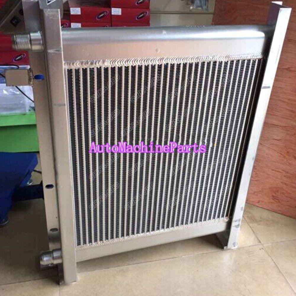 جديد الألومنيوم النفط برودة 201-03-72120 لكوماتسو pc60-7 4D102 المحرك
