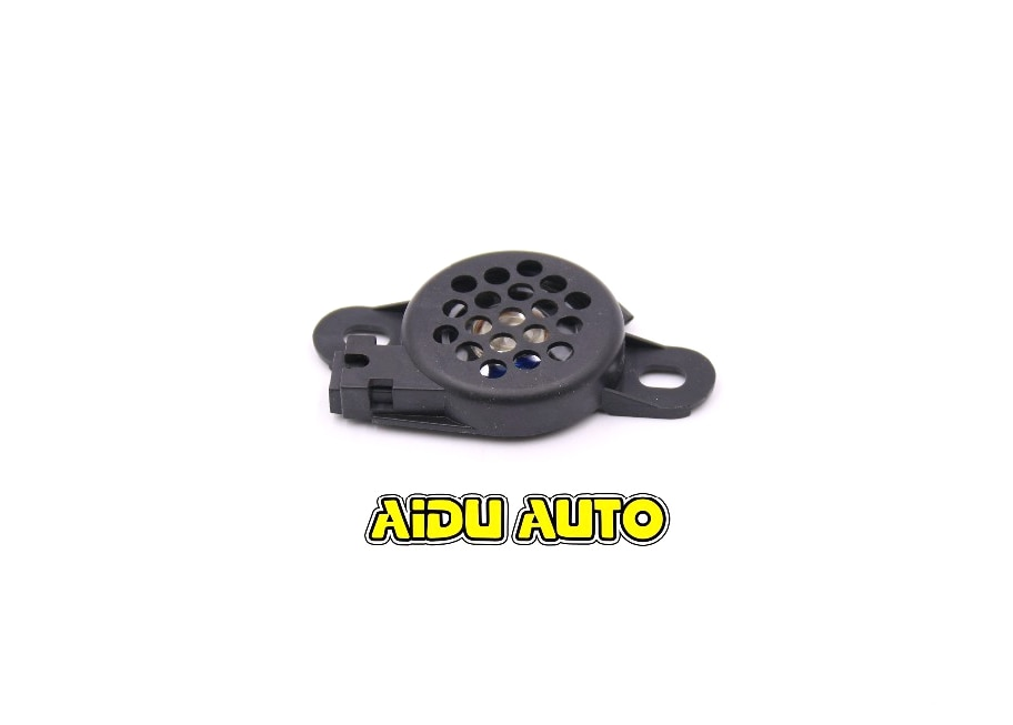 PARA VW GENUÍNO de Ajuda Ao Estacionamento Invertendo Radar Aviso Campainha de Alarme Chifre Alto-falantes OPS Estacionamento Buzzer